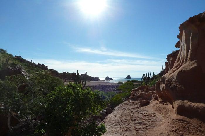 Baja California Landschaft