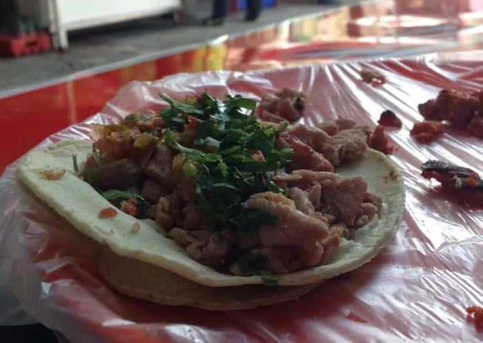 Mexiko Taco