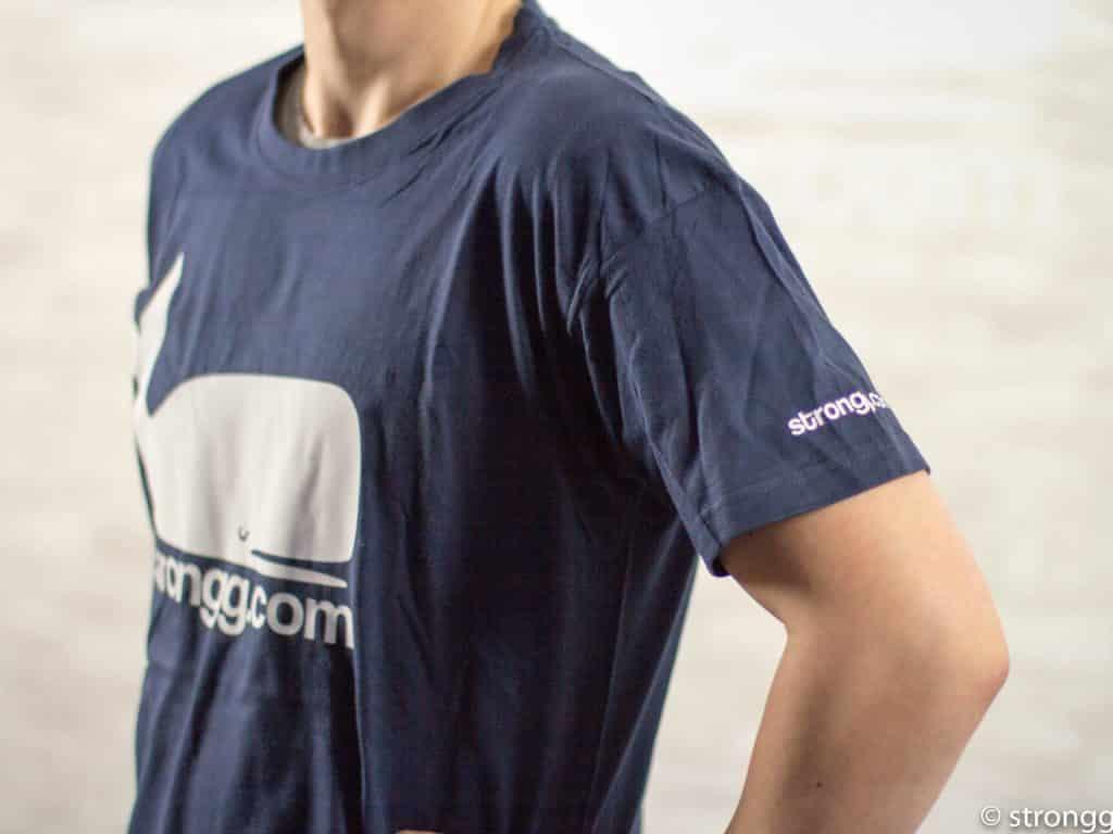 Strongg Wal T-Shirt
