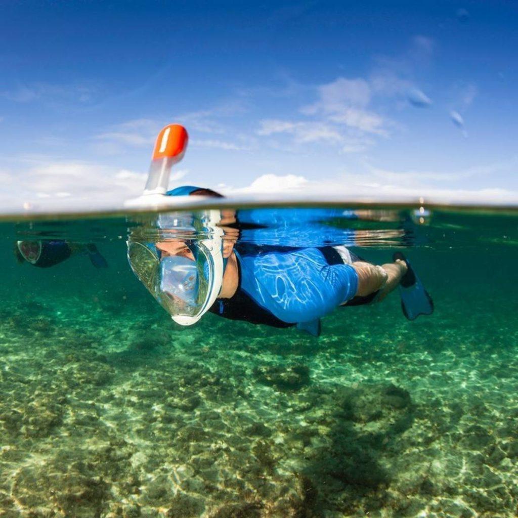 Die coolsten Urlaubs Gadgets: Tribord Easybreath