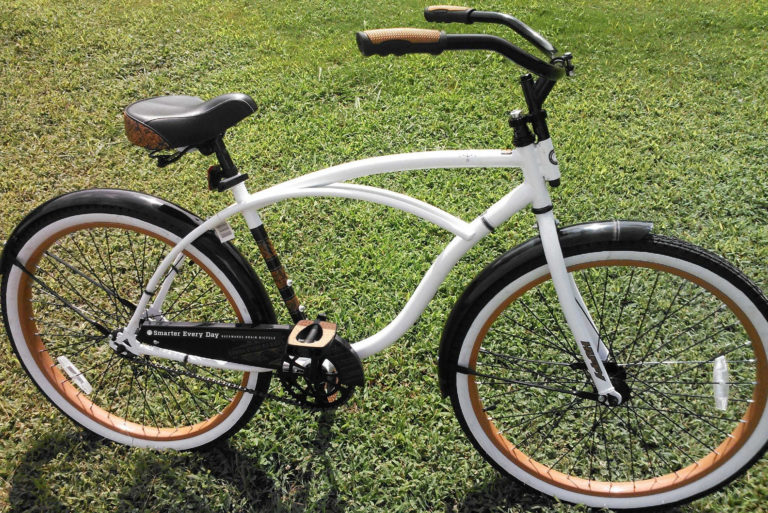 Backwards Bike