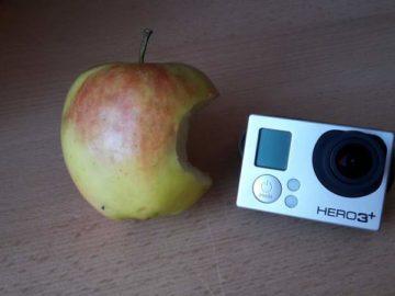 Apple macht GoPro Konkurrenz