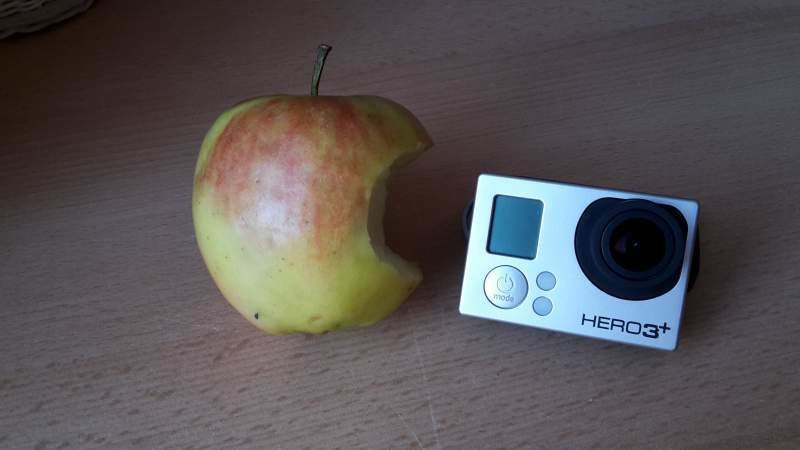 Apple macht GoPro Konkurrenz