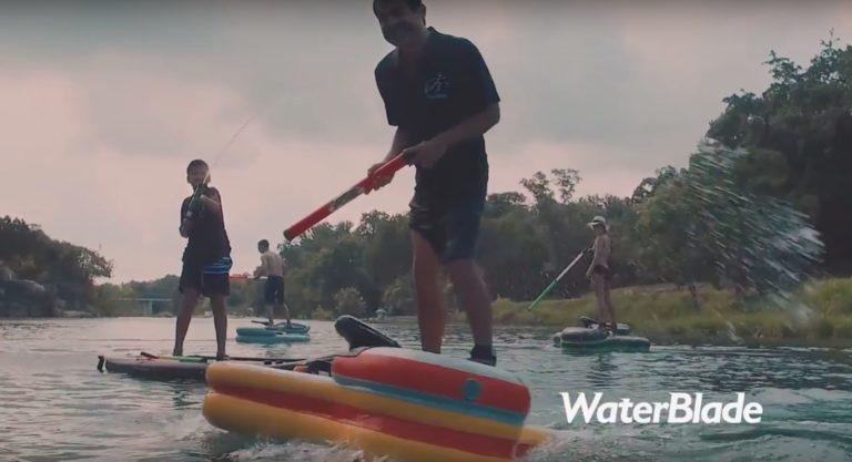 Waterblade