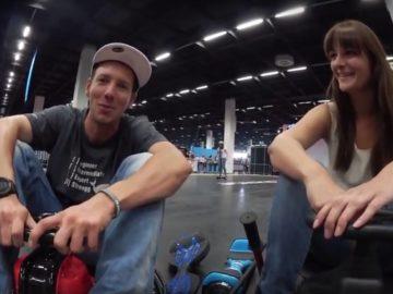 Interview mit Razor zu E Mobility