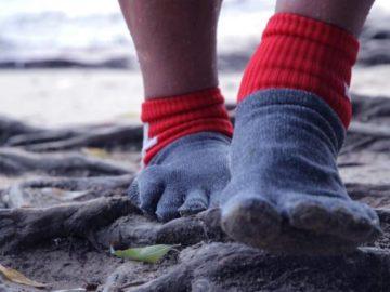 FYF Barfuss Socken