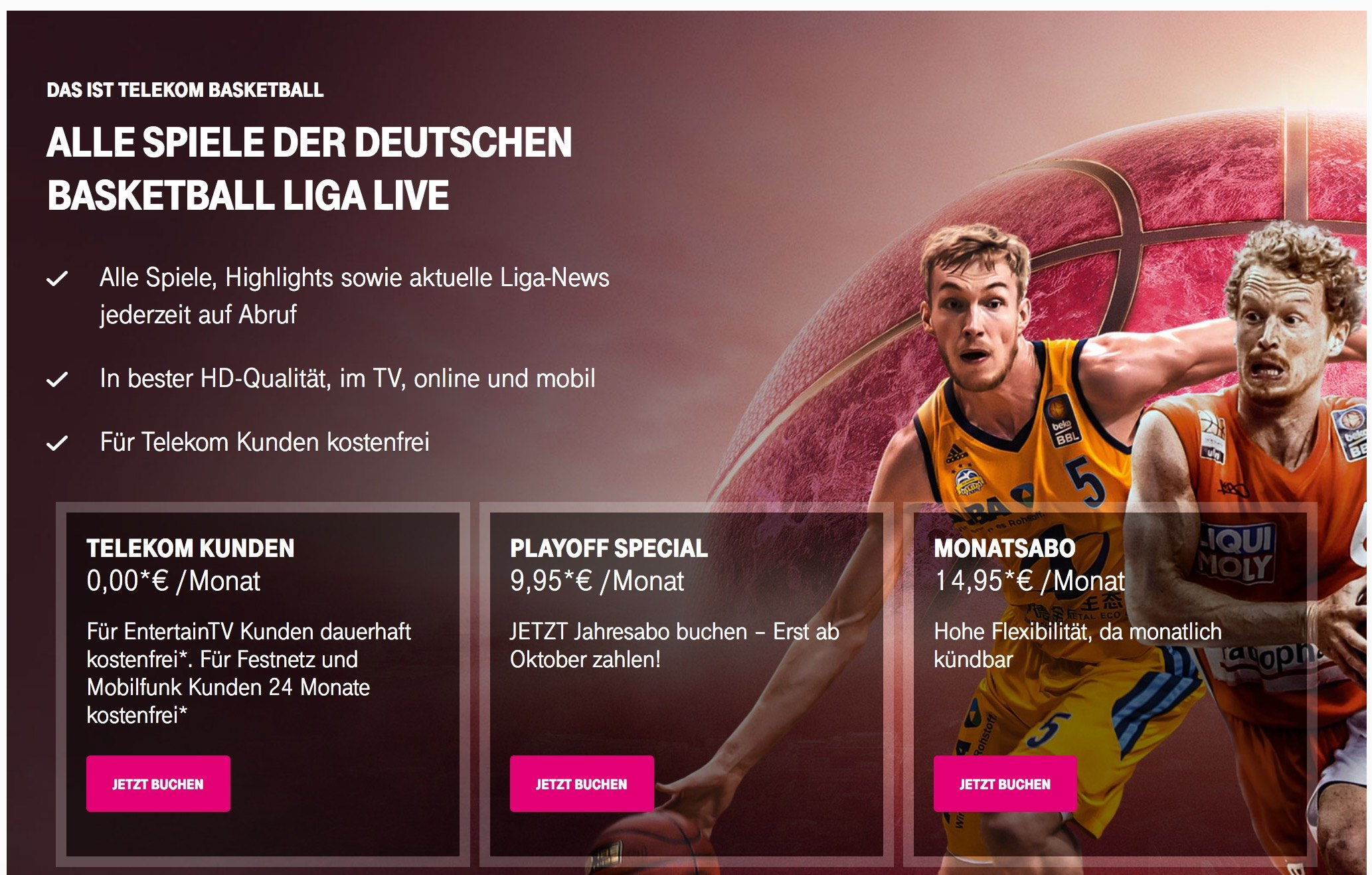 Telekom Basketball Bundesliga