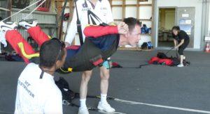 AFF Ausbildung Fallschirmspringen