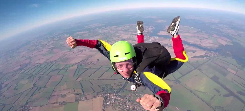 Fallschirmspringen lernen in Berlin - Take Off Fallschirmsport