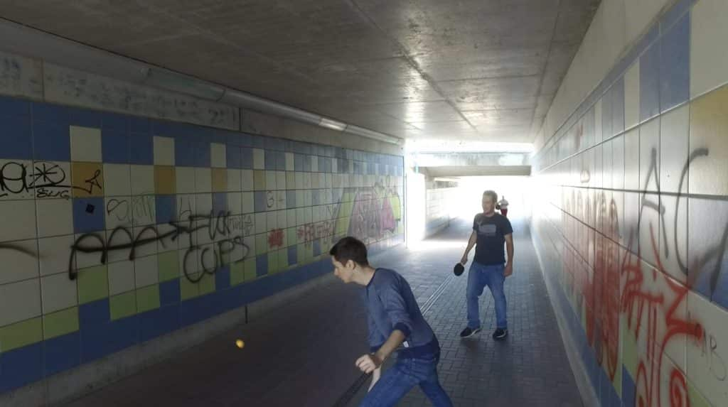Urban Ping Pong