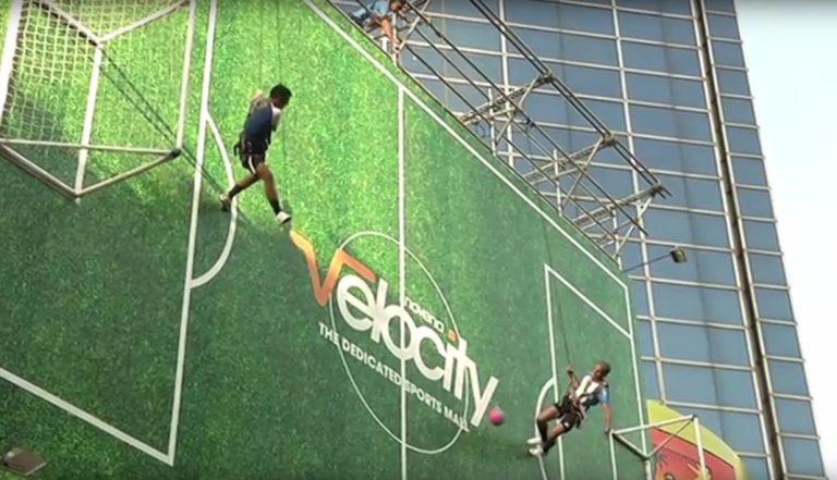 Vertical Soccer
