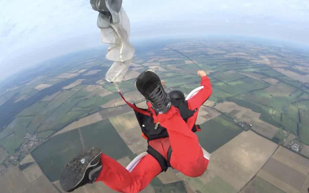 Fallschirmspringen lernen