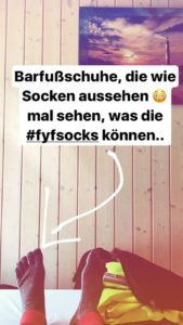 FYF Socks - Barfuss Socken im Test