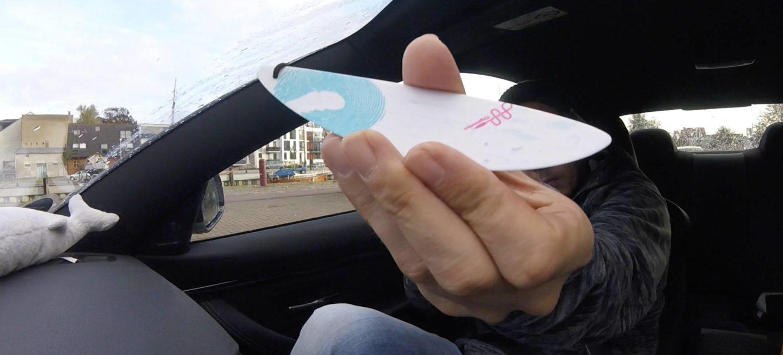 Fingersurfing ausprobiert