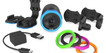 Revl Arc Action Cam