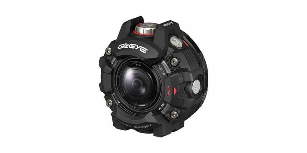 Casio Action Cam GZE