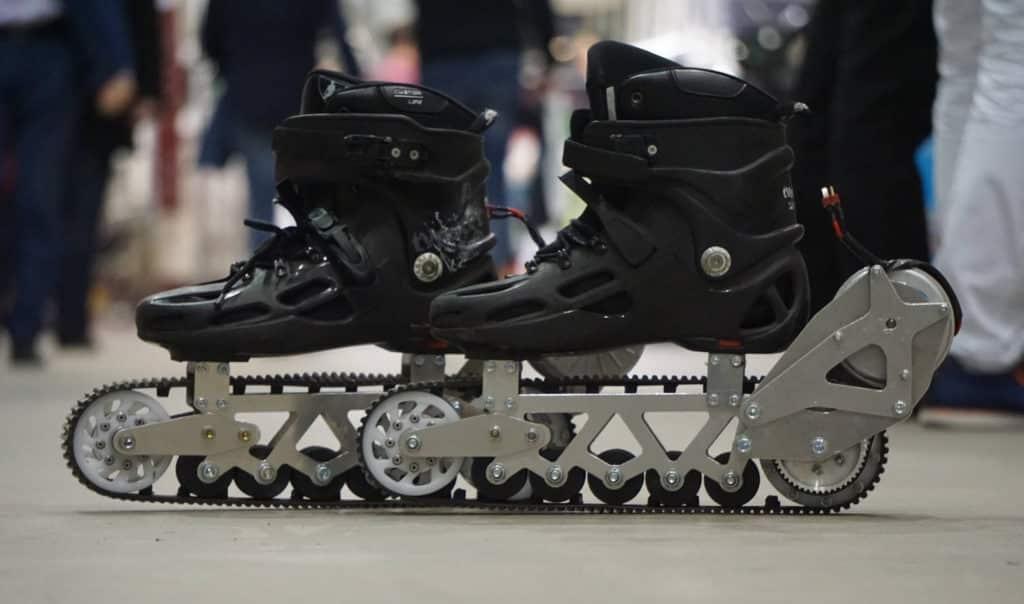 Elektrische Rollschuhe