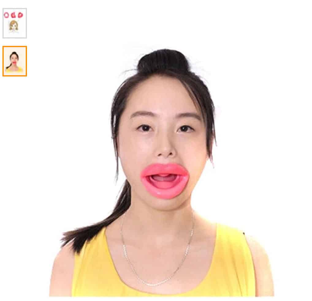 Gesichts Exerciser