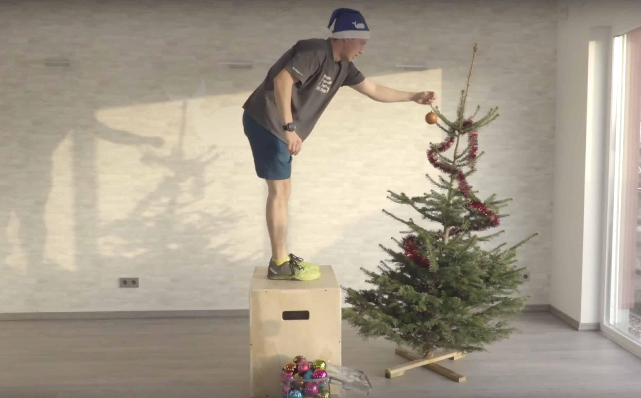 Tipps gegen Weihnachtsspeck
