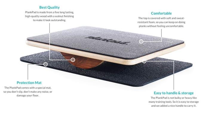 Plankpad Kickstarter 2