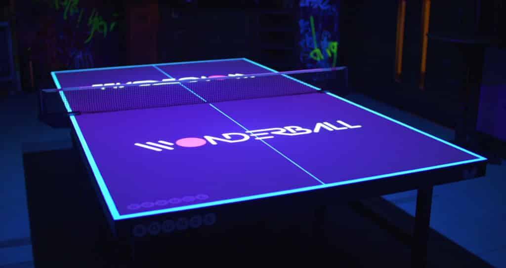 Wonderball Tischtennis