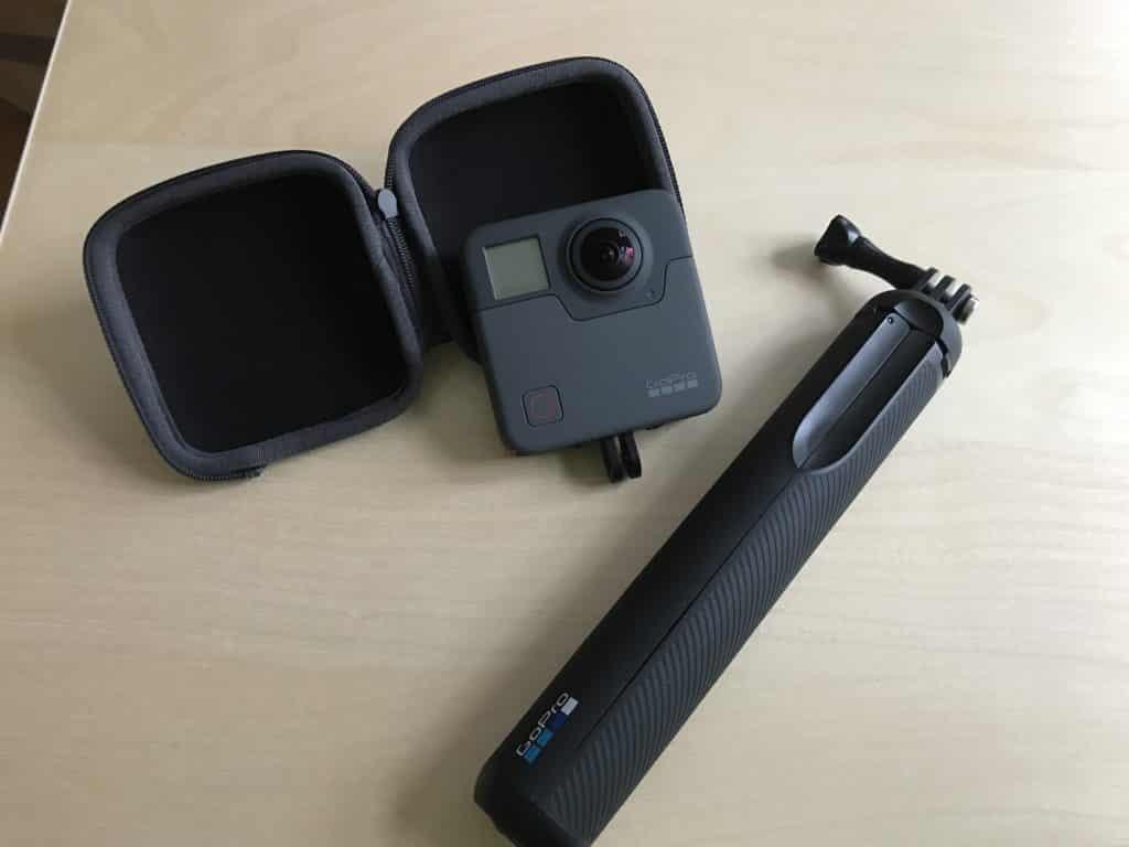 360 Grad Kamera GoPro Fusion
