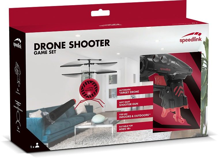 Drone shooter Game
