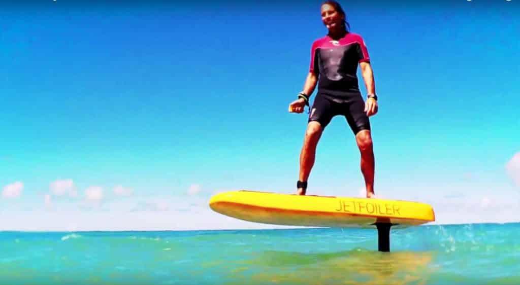Jetfoiler Surfboard