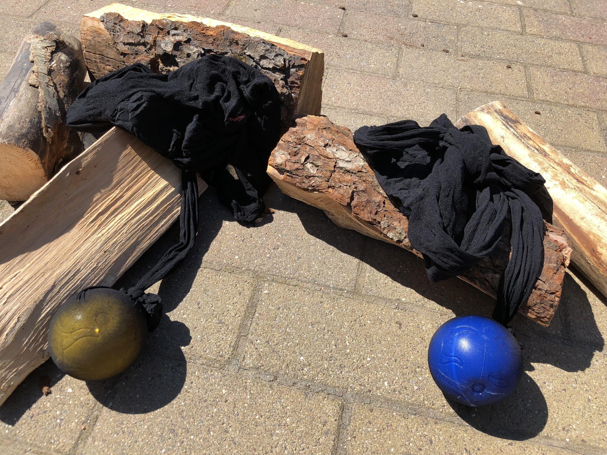 Strumpfhosen Bowling ausprobiert