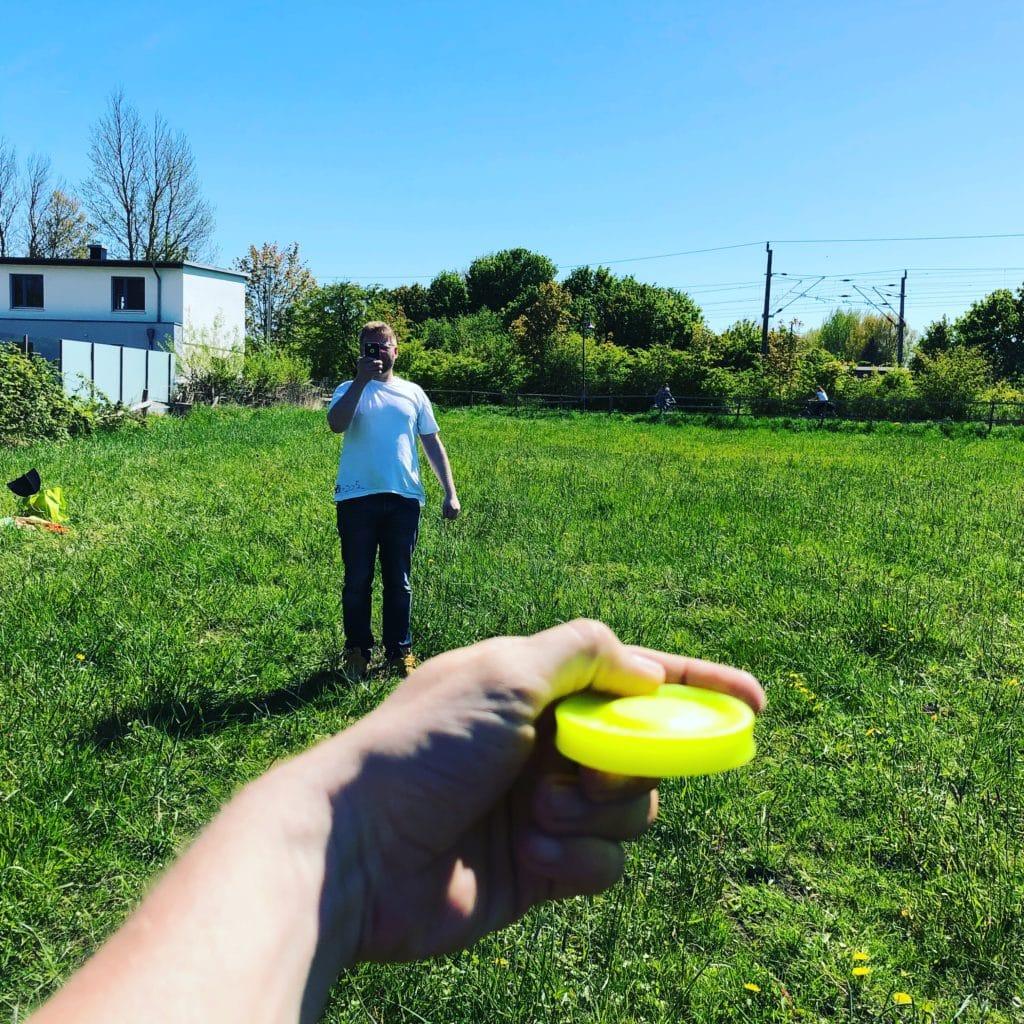 Outdoor Spiele für Erwachsene