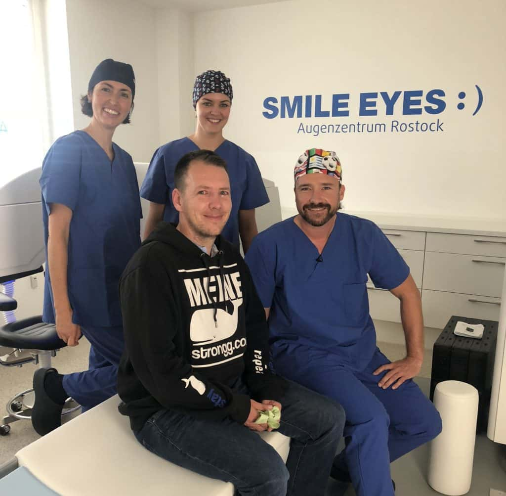 Augenlasern bei Smile Eyes in Rostock
