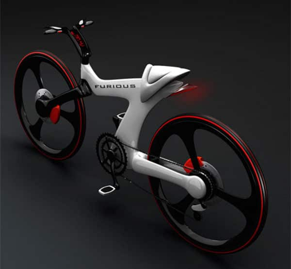 Furious Sports Bicycle
