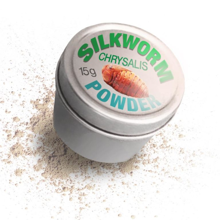 Silkworm Protein Powder