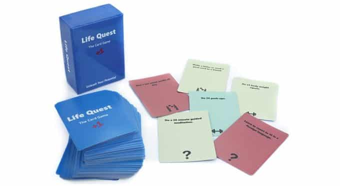 Life Quest Card Game