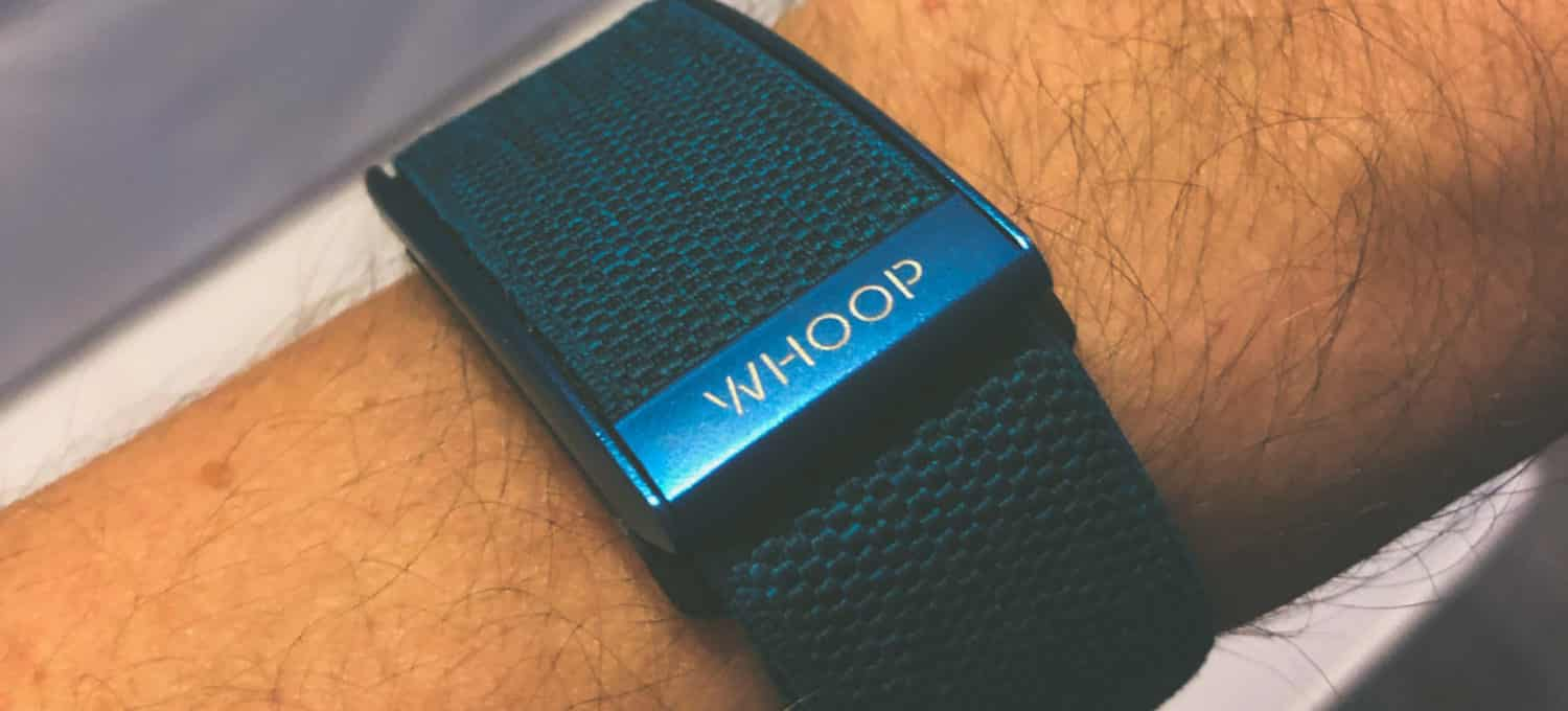 Whoop Band 3 Fitnessarmband