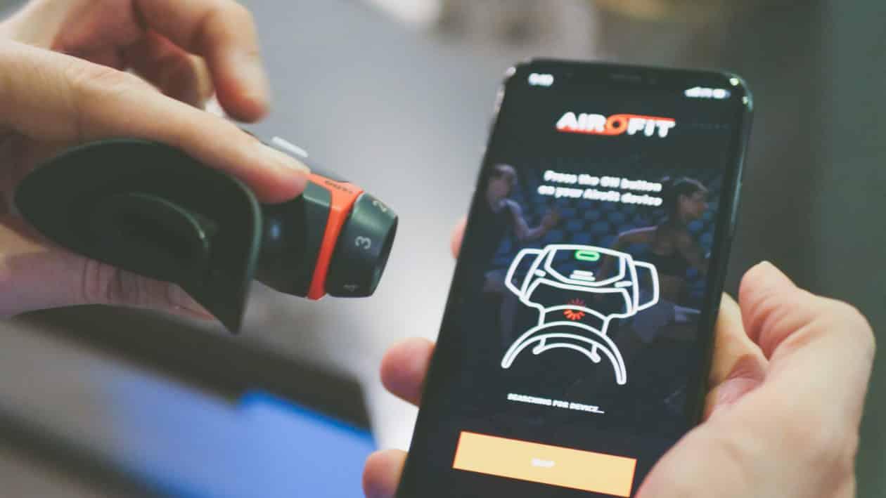 Airofit Trainer Testbericht