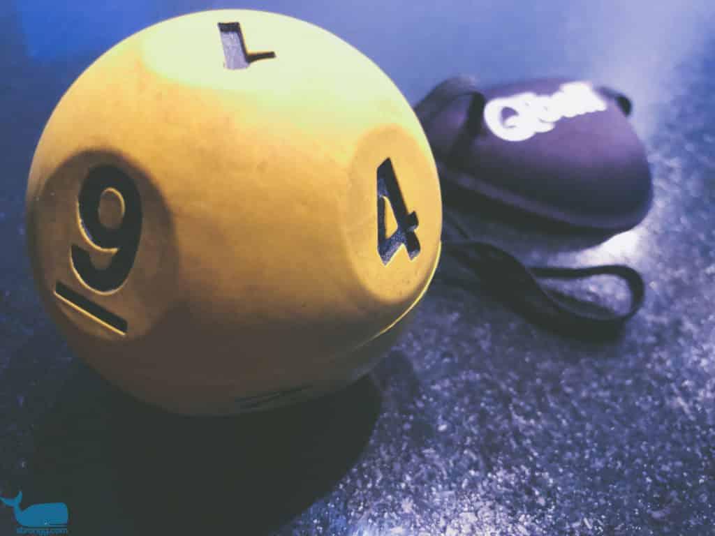 Qball Augentraining - peripheres sehen trainieren