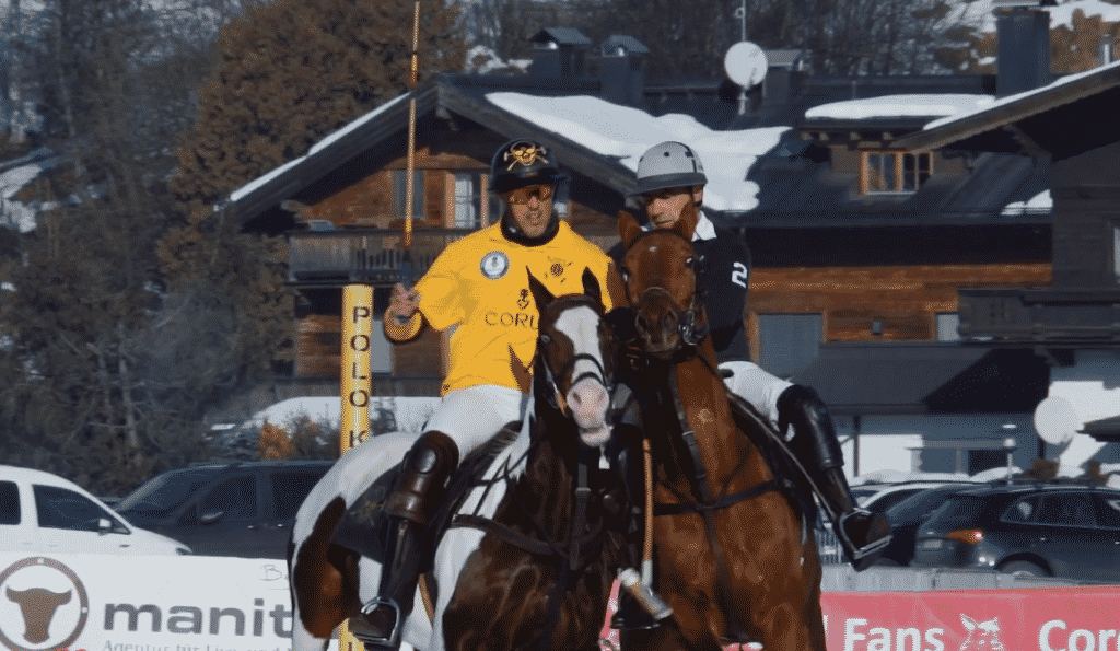 Snow Polo Battle