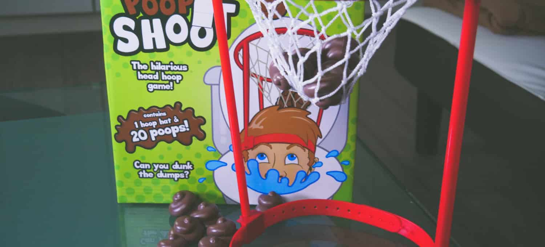 Poop Game Partyspiel