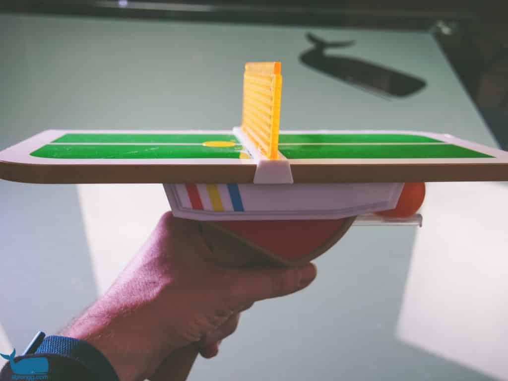 Tiny Pong Spiel
