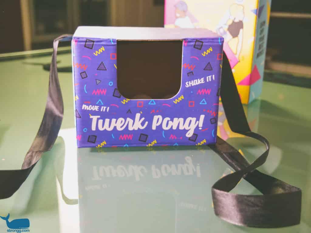 Partyspiel Twerk Pong