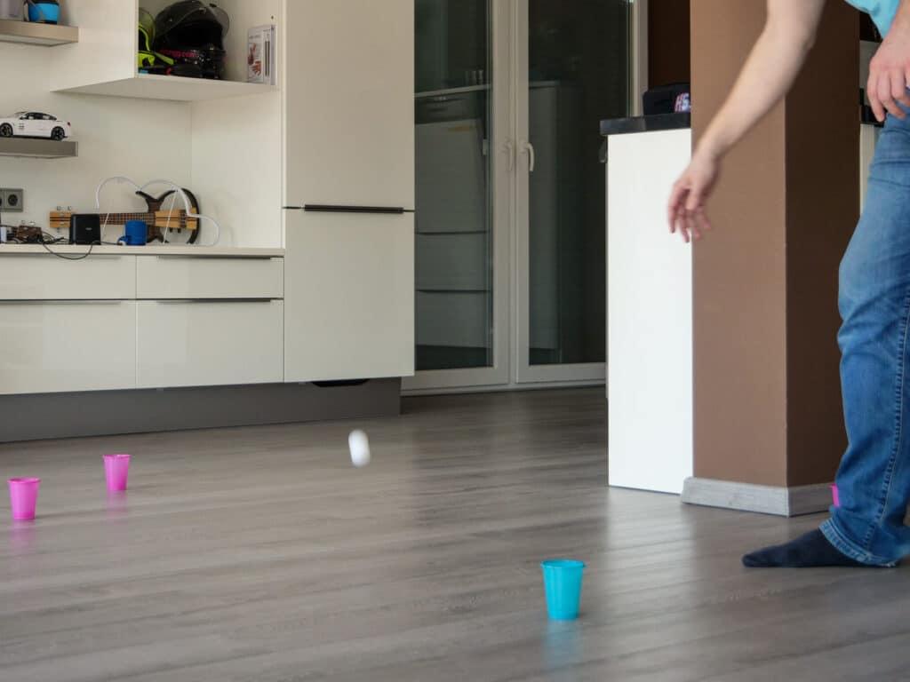 Hindernis Pong