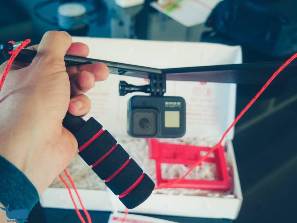 Selfiespin 360 Test
