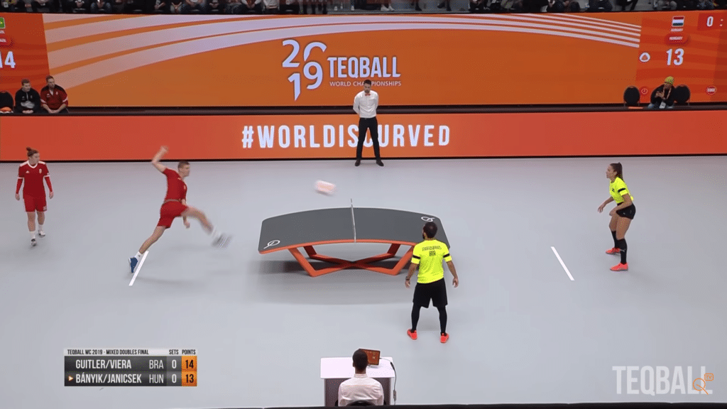 TEQball World Championship