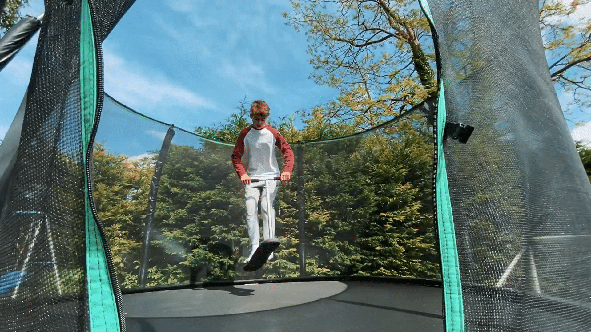 Indo Trampoline Scooter