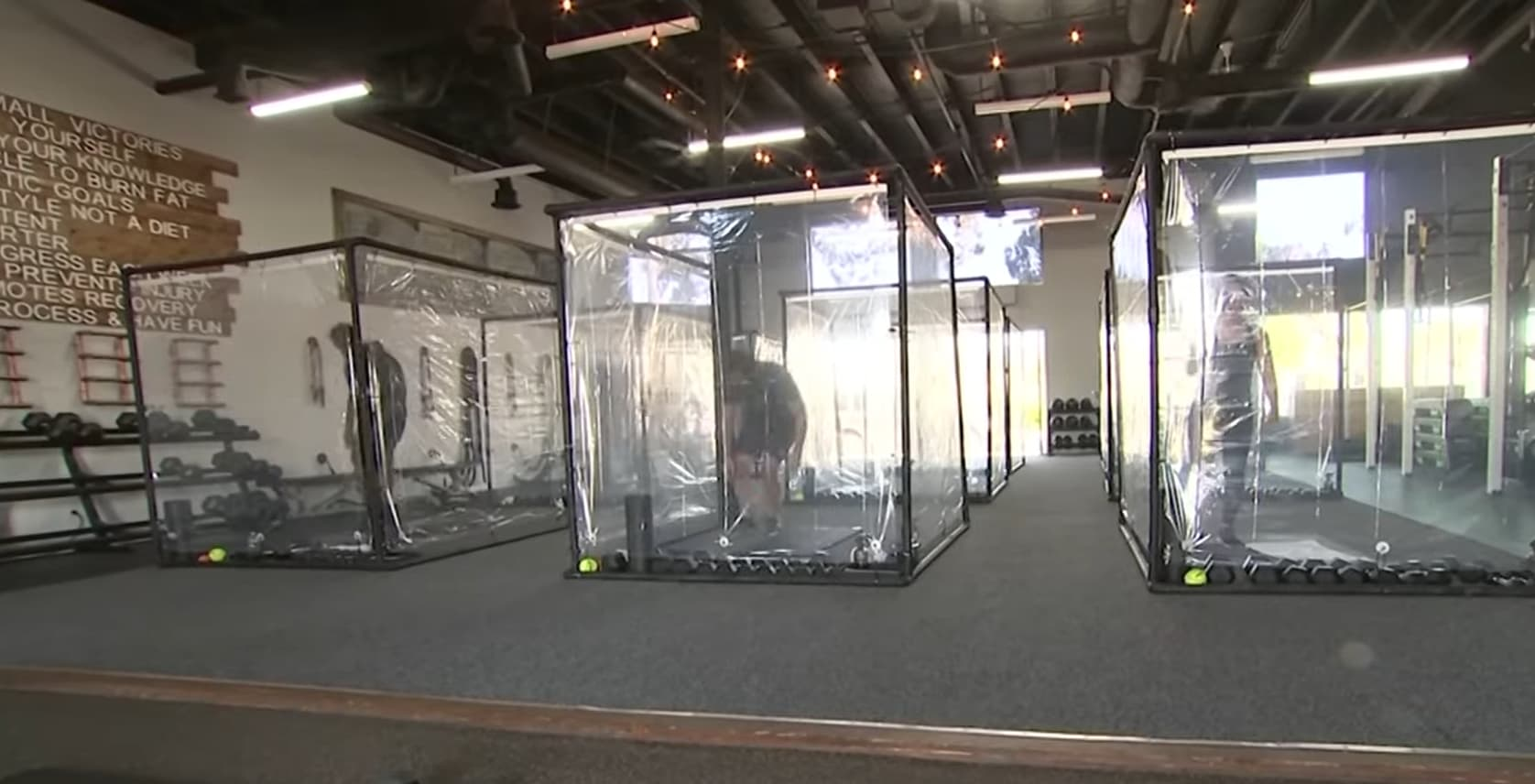 Workout Pods