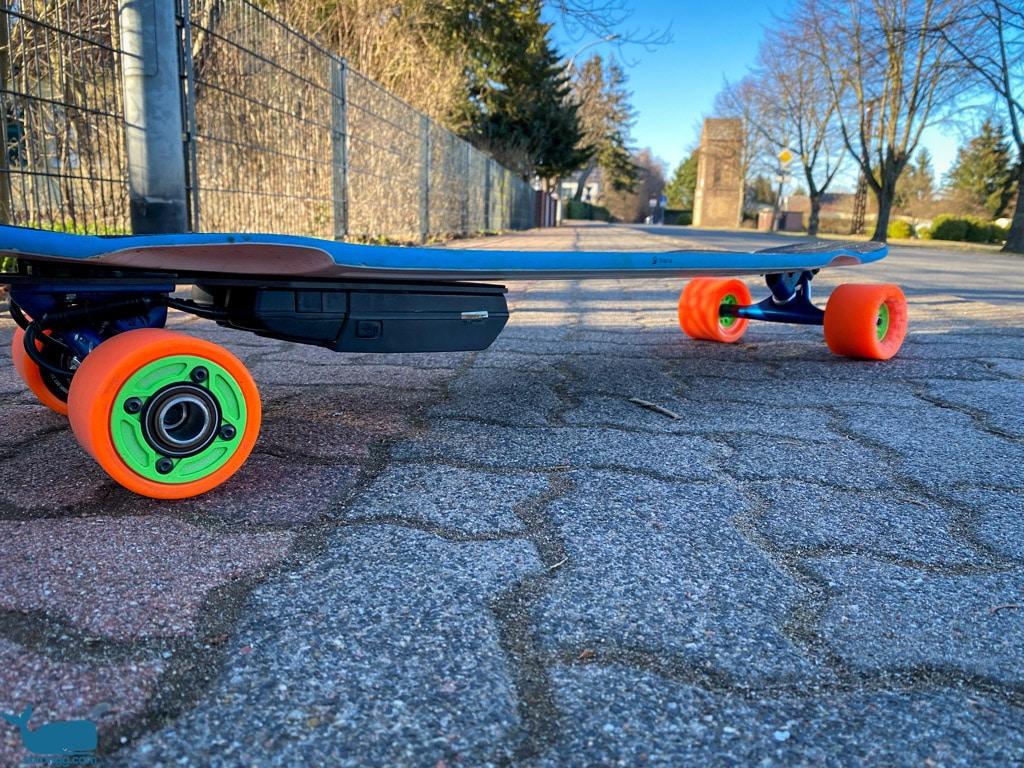 E Skateboard Loaded Unlimited Test