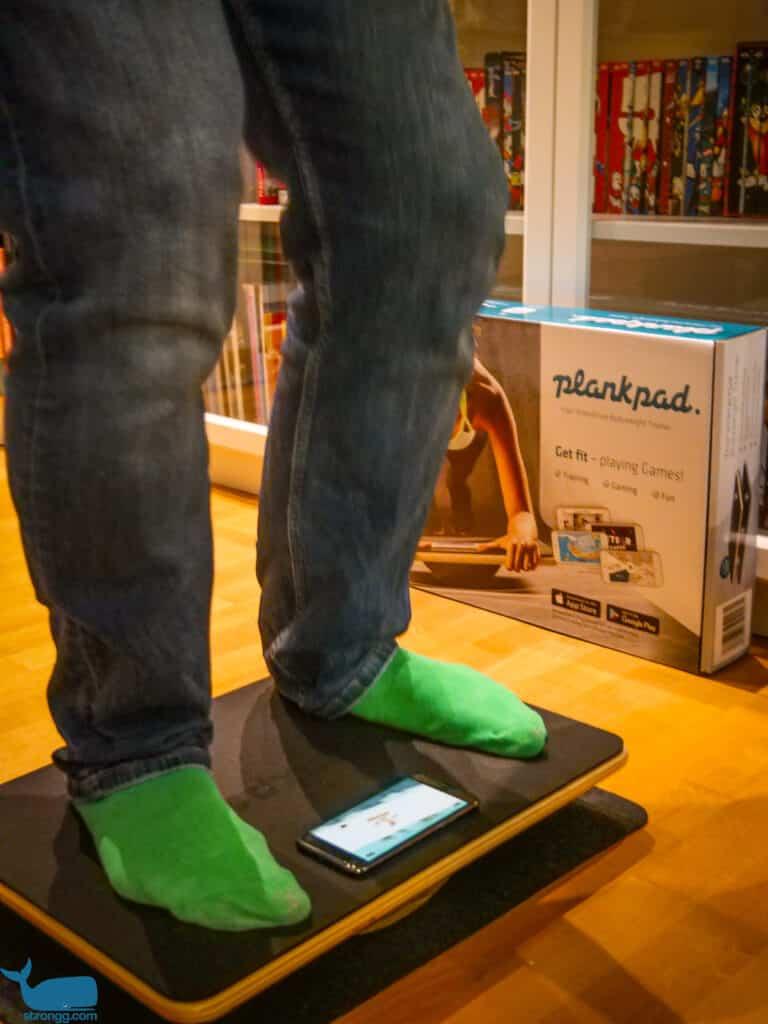 Plankpad Fitnessgerät