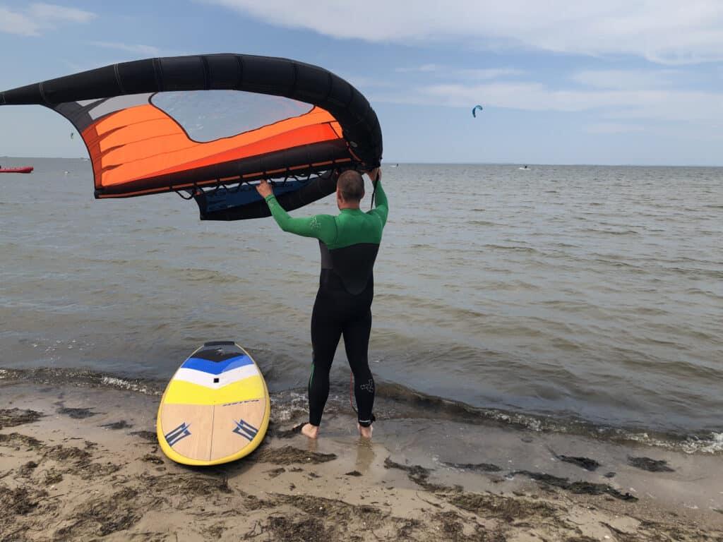 Surf Wing der nächste mega Trend