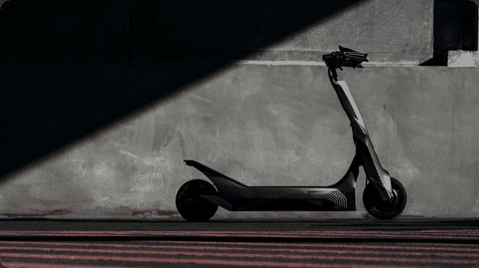 E-Scooter für Rennen